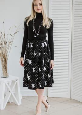 95f4b617ed71d63 Купить красивые юбки из льна с доставкой по России